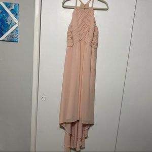 Light Pink Formal Gown